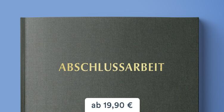 Hardcover Leinen Engl. Buckram