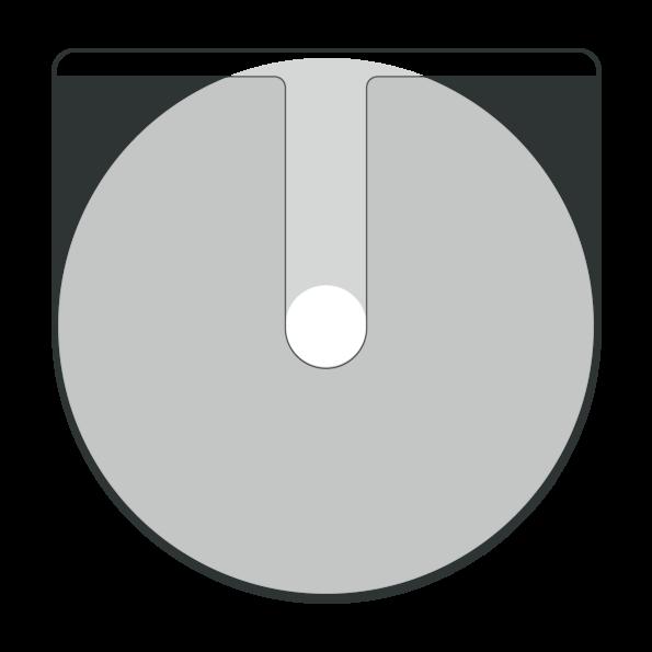 CD-Tasche + CD Labeldruck
