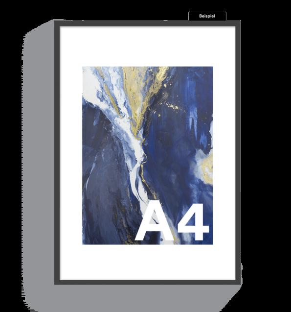 Poster A4 drucken