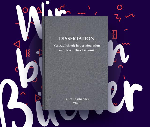 Dissertation Doktorarbeit drucken binden